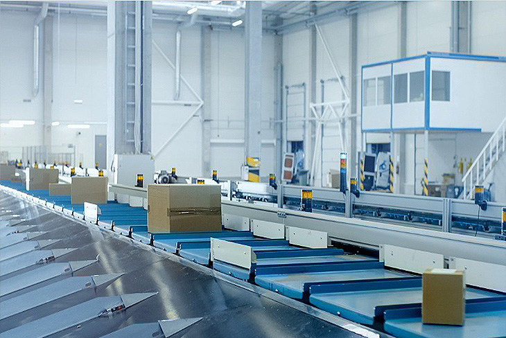 Warehousing automation industry
