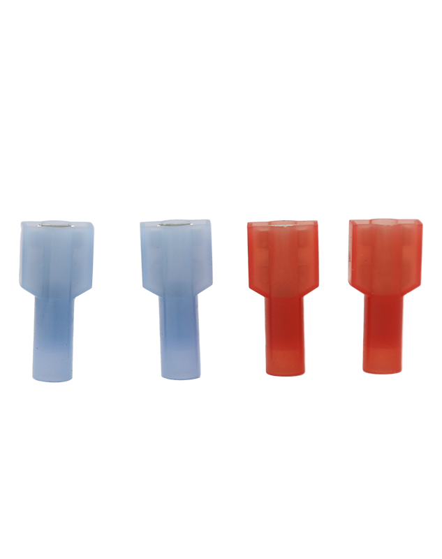Nylon-Fully Insulated Female Quick Disconnectors