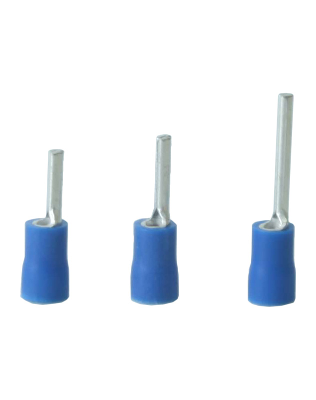 Vinyl-Insulated Single Crimp Pin Terminals